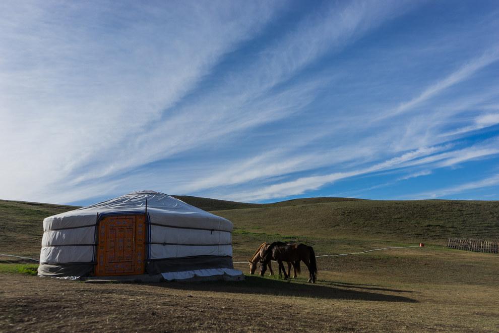 Những bức ảnh khiến bạn muốn đến Mông Cổ ngay lập tức