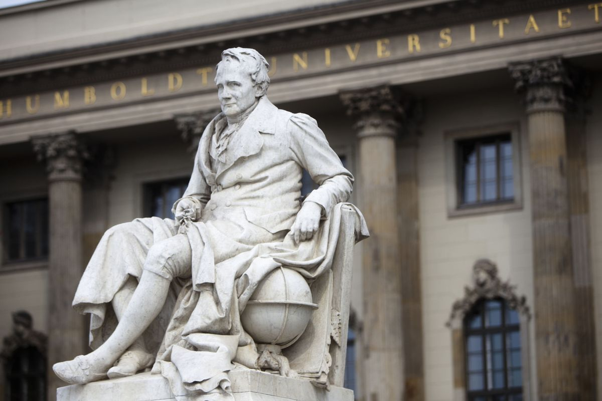 Triết lý giáo dục của Alexander von Humboldt