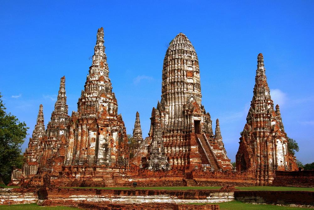 Chùm ảnh: Khám phá Ayutthaya – 'Thánh địa Mỹ Sơn' của Thái Lan