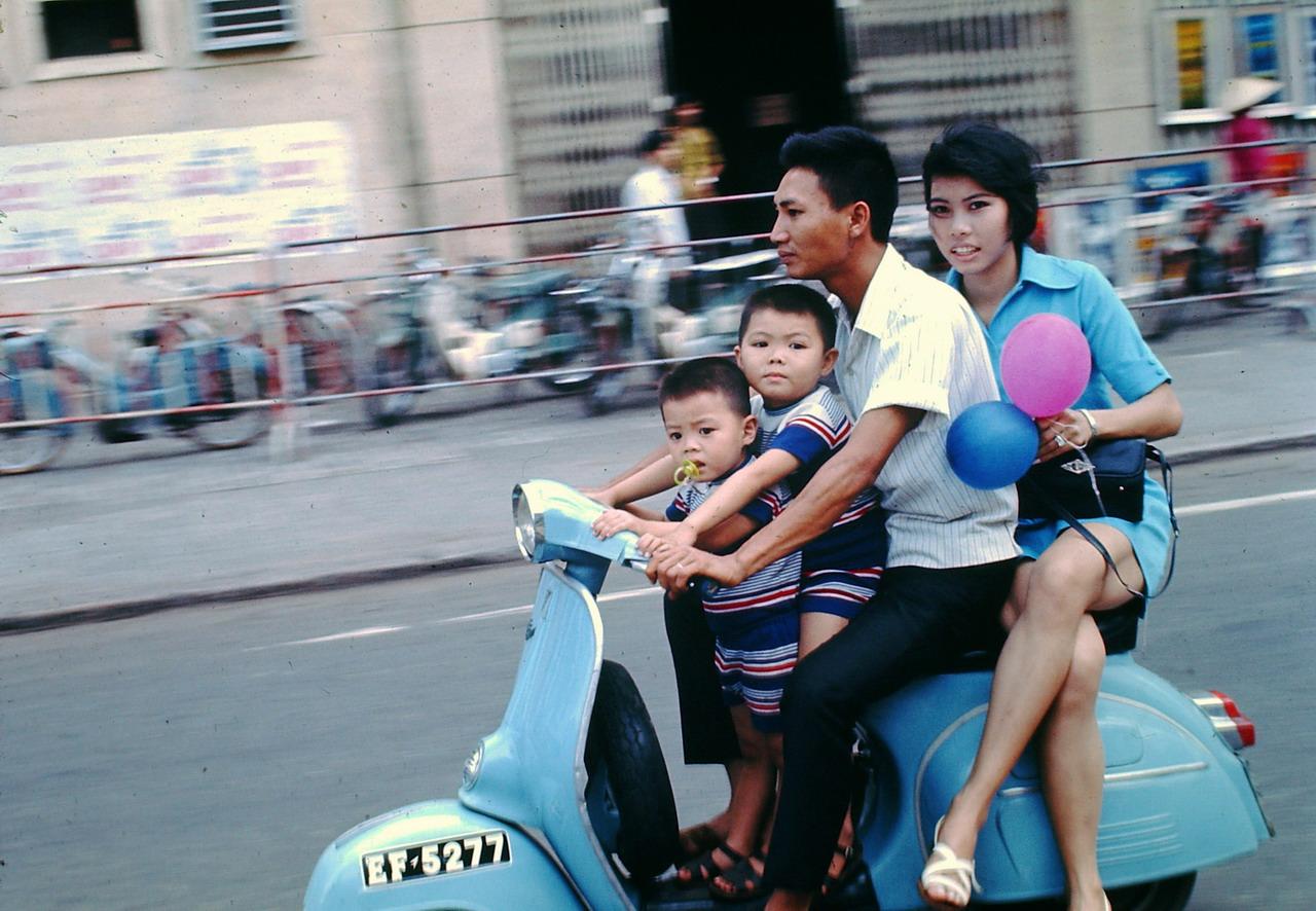 Những hình ảnh khó quên về đời thường ở Sài Gòn năm 1970