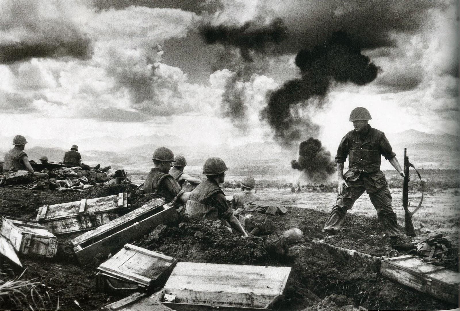 Vì sao Mỹ không ném bom nguyên tử xuống Việt Nam?