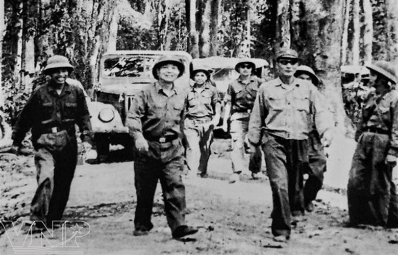 Đại tướng Võ Nguyên Giáp và đường mòn Hồ Chí Minh lịch sử