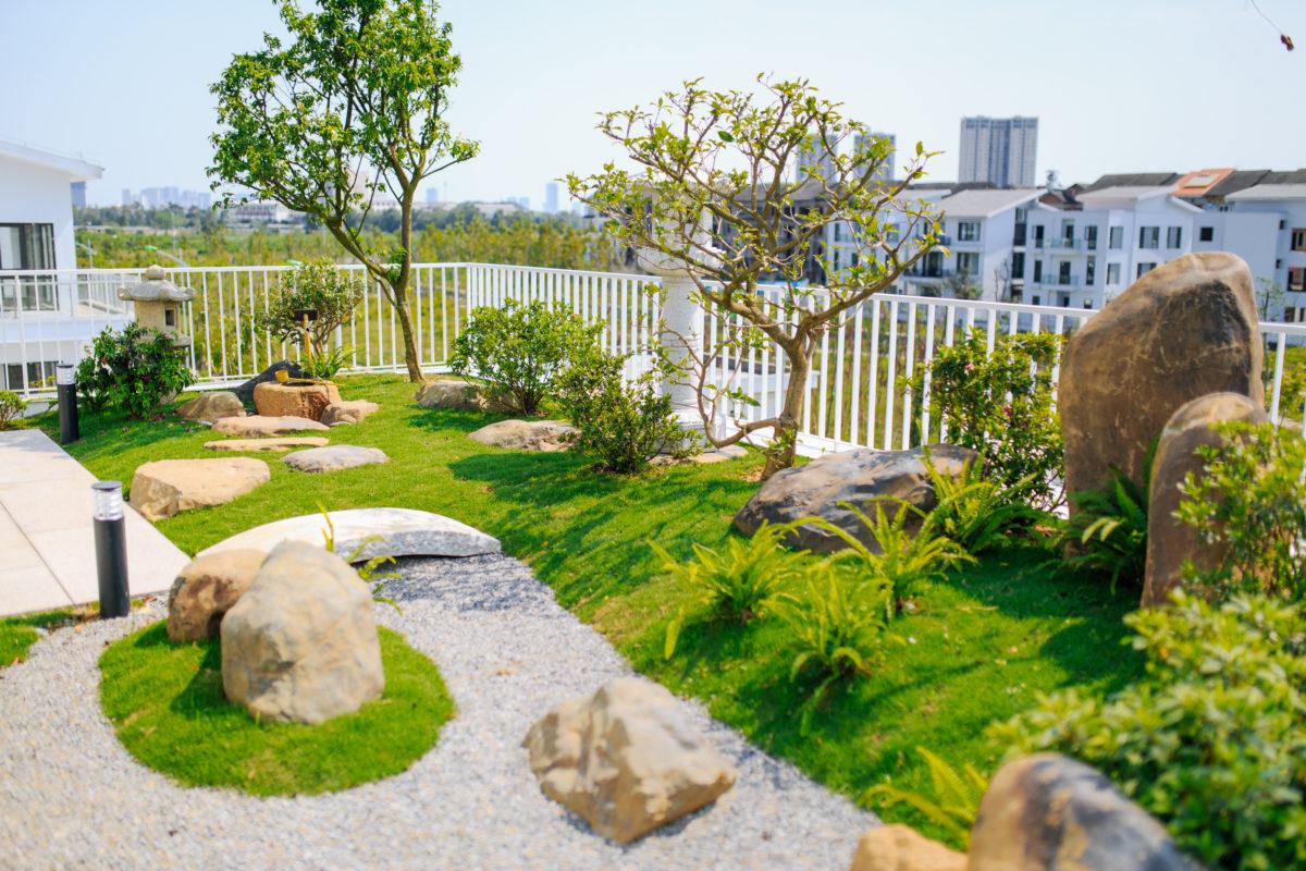 Vườn trên sân thượng: Những điều cần lưu ý