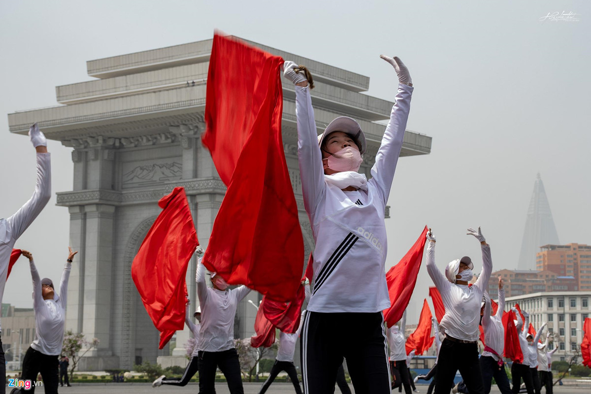 Trieu Tien doi thuong qua nhung buc anh cua nhiep anh gia Viet Nam hinh anh 10