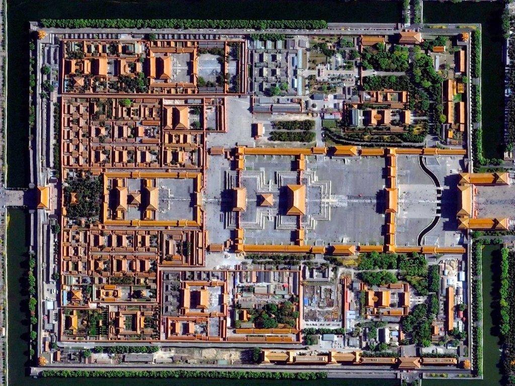 Những bức ảnh ấn tượng về thế giới nhìn qua vệ tinh