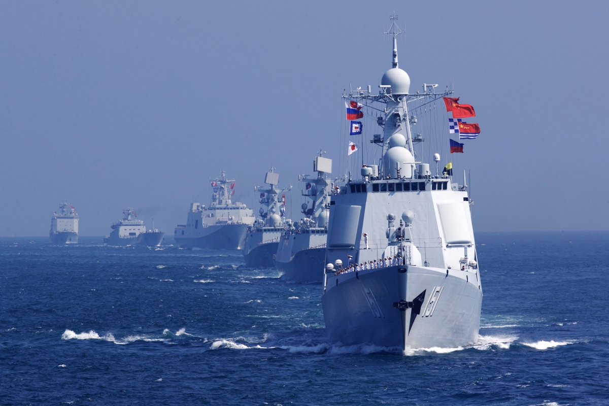 Biển – thành tố 'trẻ' trong cấu trúc địa chính trị Trung Hoa