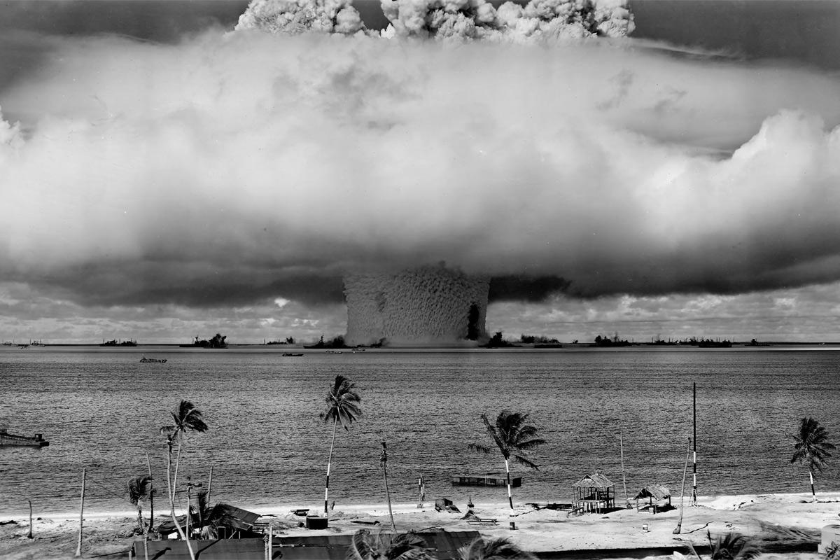 5 vụ thử bom hạt nhân kinh hoàng nhất lịch sử thế giới