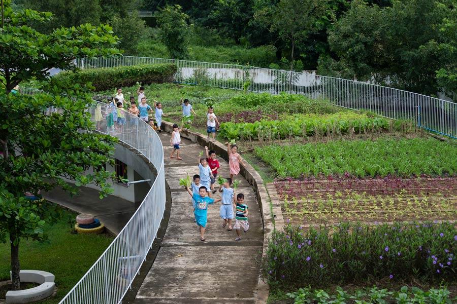 Chi tiết về 5 tiêu chí kiến trúc xanh Việt Nam