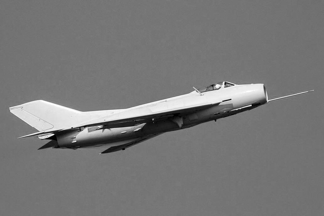 Vụ phi công chiến đấu Trung Quốc lái máy bay trốn sang Liên Xô năm 1990