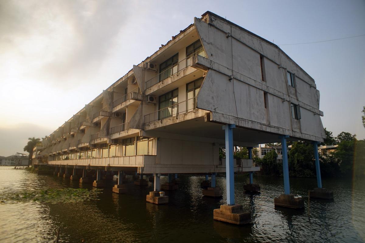 Chùm ảnh: Khách sạn Thắng Lợi – món quà đặc biệt Cuba tặng cho Hà Nội