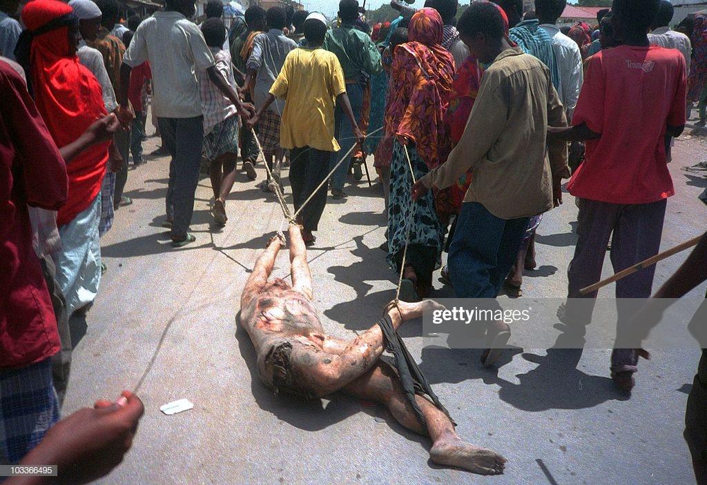 Trận Mogadishu 1993 – thất bại bi thảm nhất của quân đội Mỹ thập niên 1990