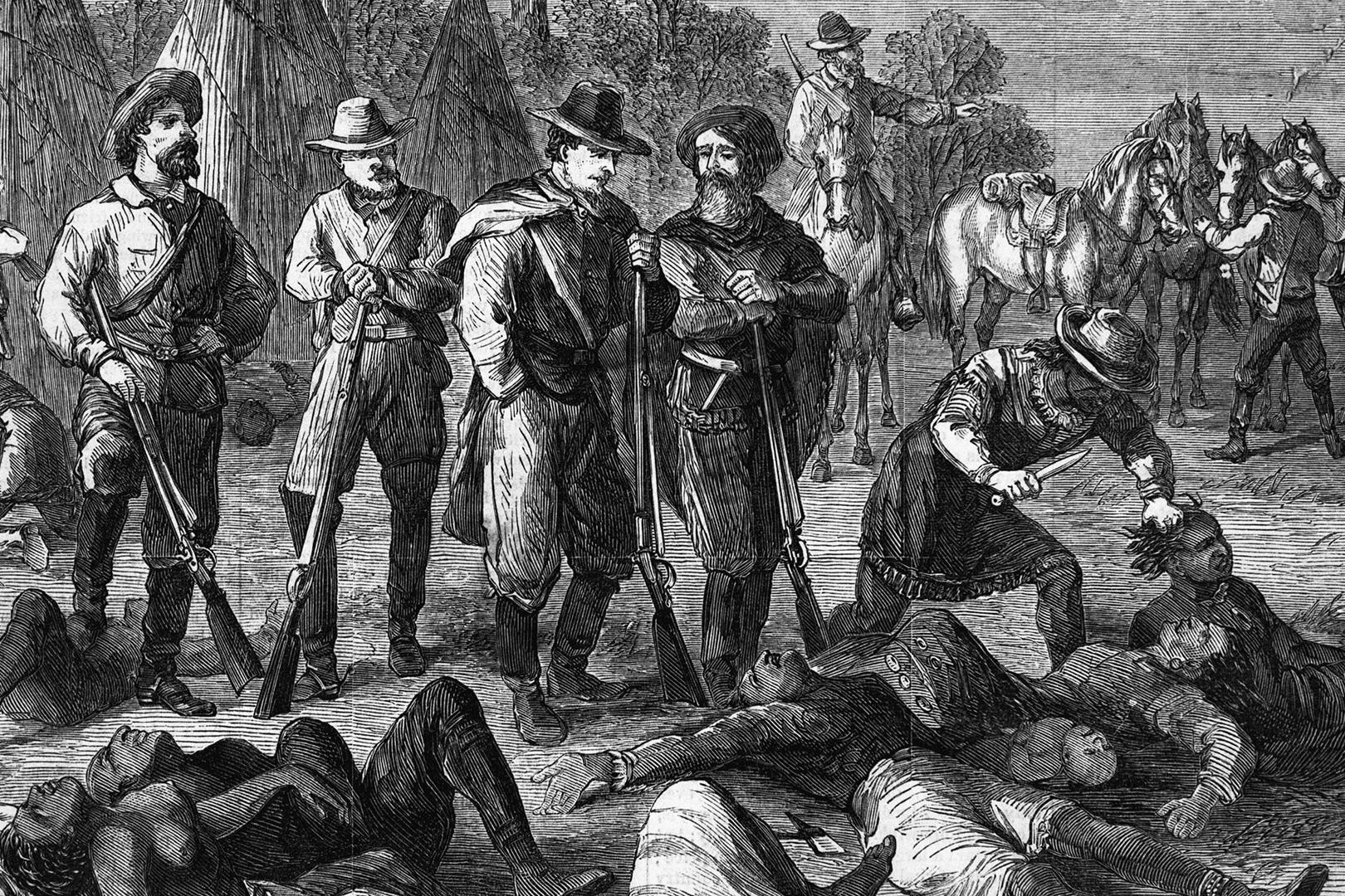 Những vụ thảm sát người bản địa kinh hoàng trong lịch sử nước Mỹ
