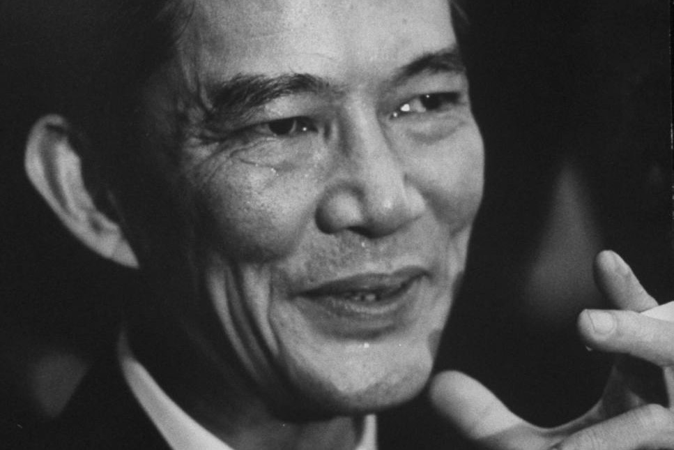 'Ông Cố vấn' Ngô Đình Nhu và đường dây buôn lậu ma túy an toàn nhất thế giới