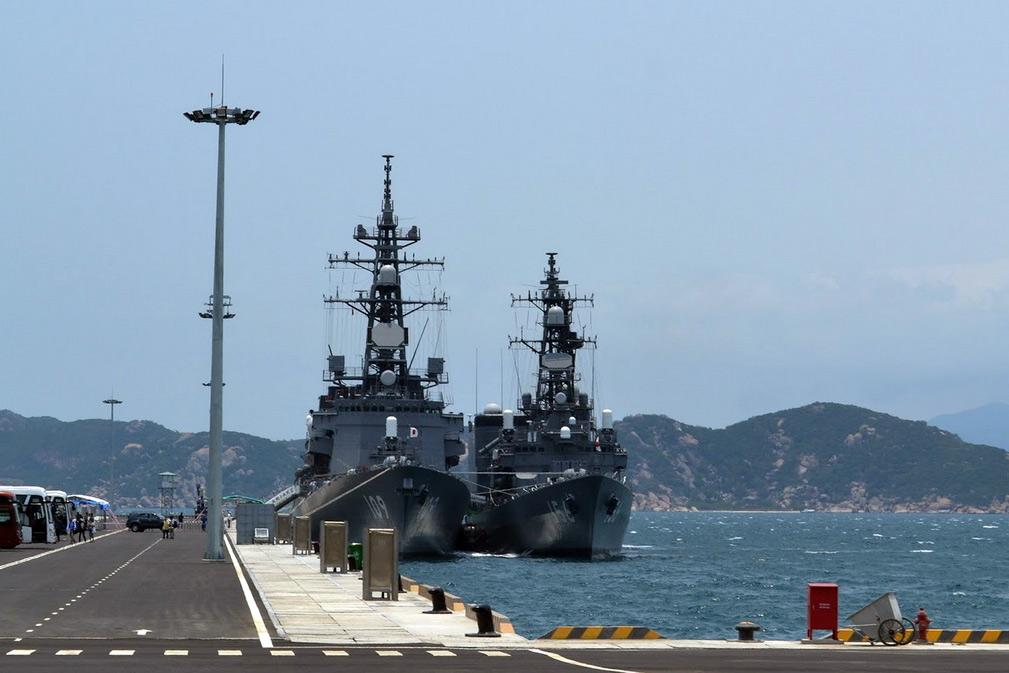Lịch sử quân cảng Cam Ranh: Những điều không phải ai cũng biết