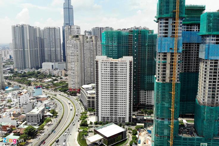 'Rừng bê tông' – cơn ác mộng quy hoạch đô thị mất kiểm soát