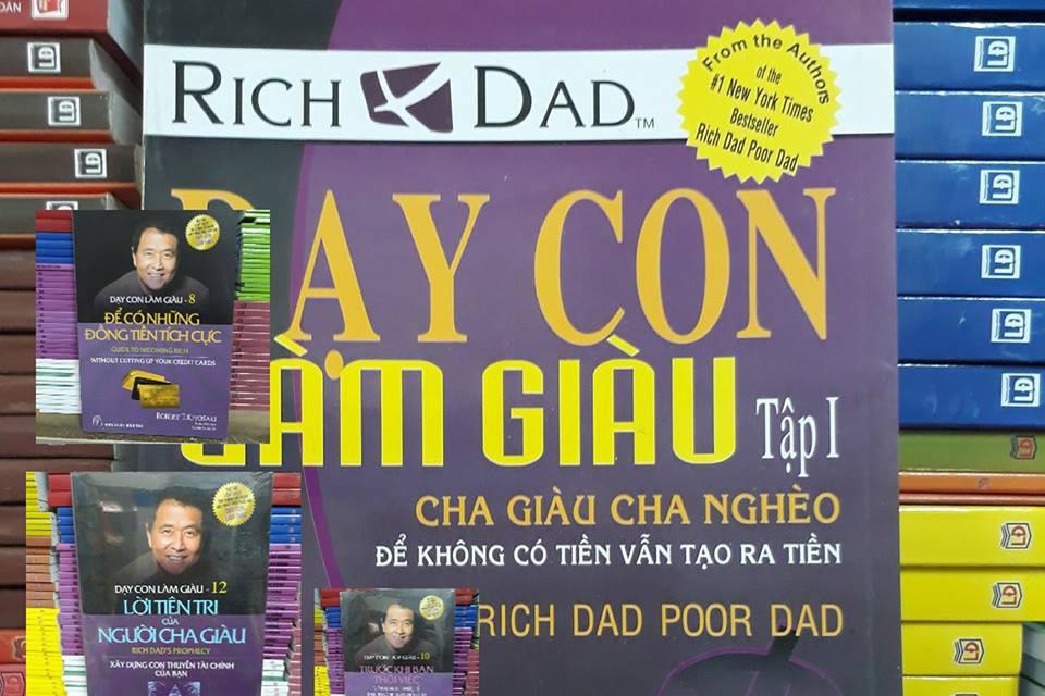 Vì sao người Việt mụ mị vì những cuốn sách 'dạy làm giàu'?