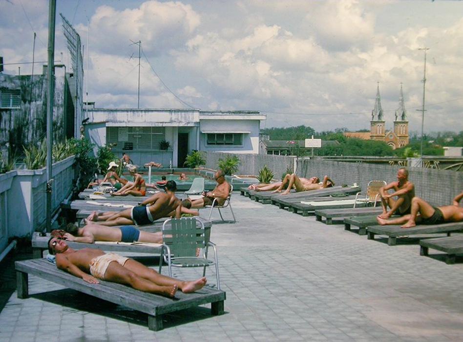 Sài Gòn năm 1966 trong ảnh của sĩ quan hải quân Mỹ