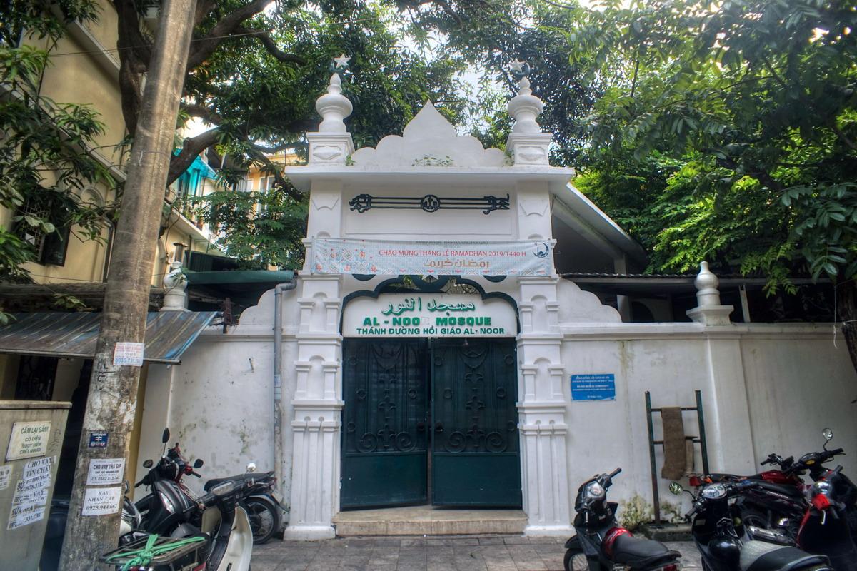 Chùm ảnh: Thánh đường Al-Noor - thánh đường Hồi giáo duy nhất của toàn miền  Bắc - Redsvn.net