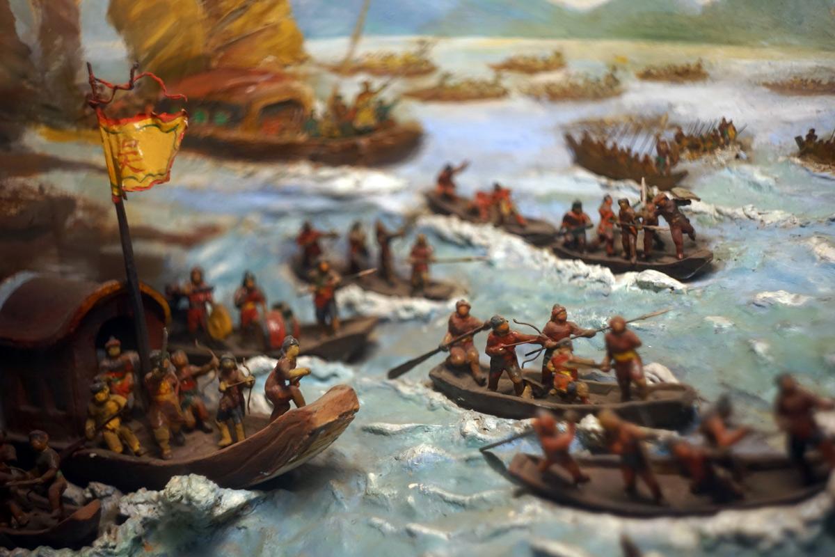 Truyền thống thạo thủy chiến của dân tộc Việt Nam