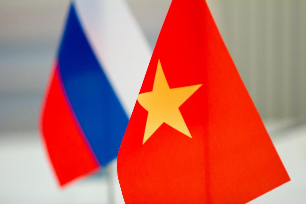 Việt Nam và chiến lược Đại Á-Âu của Liên bang Nga