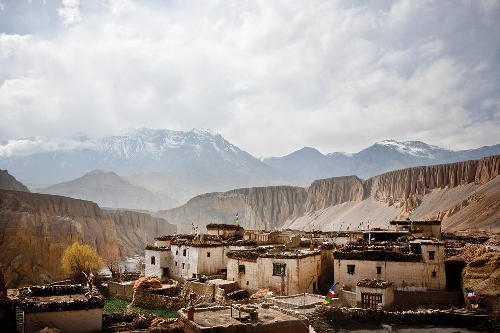 Chùm ảnh: Mustang – vùng đất cấm bí ẩn trên dãy Himalaya