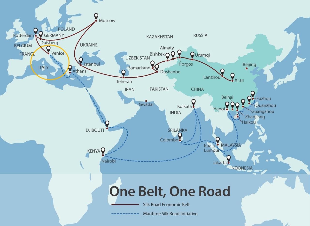 Vấn đề nợ trong sáng kiến 'Vành đai và Con đường' của Trung Quốc