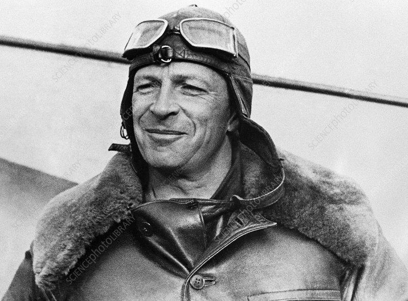 Chuyện về 'phi công số 1 trong lịch sử thế giới'
