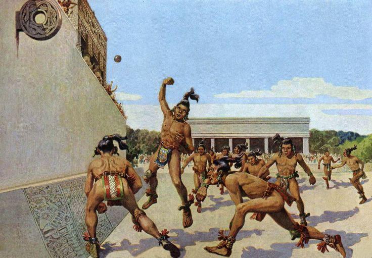 Những trò chơi đẫm máu nhất lịch sử cổ đại