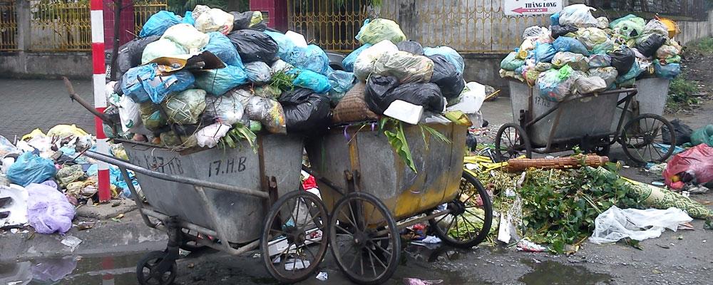 Thừa mứa, lãng phí không phải là biểu hiệu của một đất nước phồn vinh