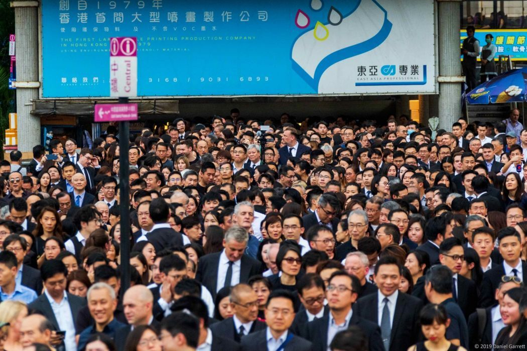 Đằng sau cuộc chiến tiếng Quảng Đông – Quan thoại ở Hồng Kông