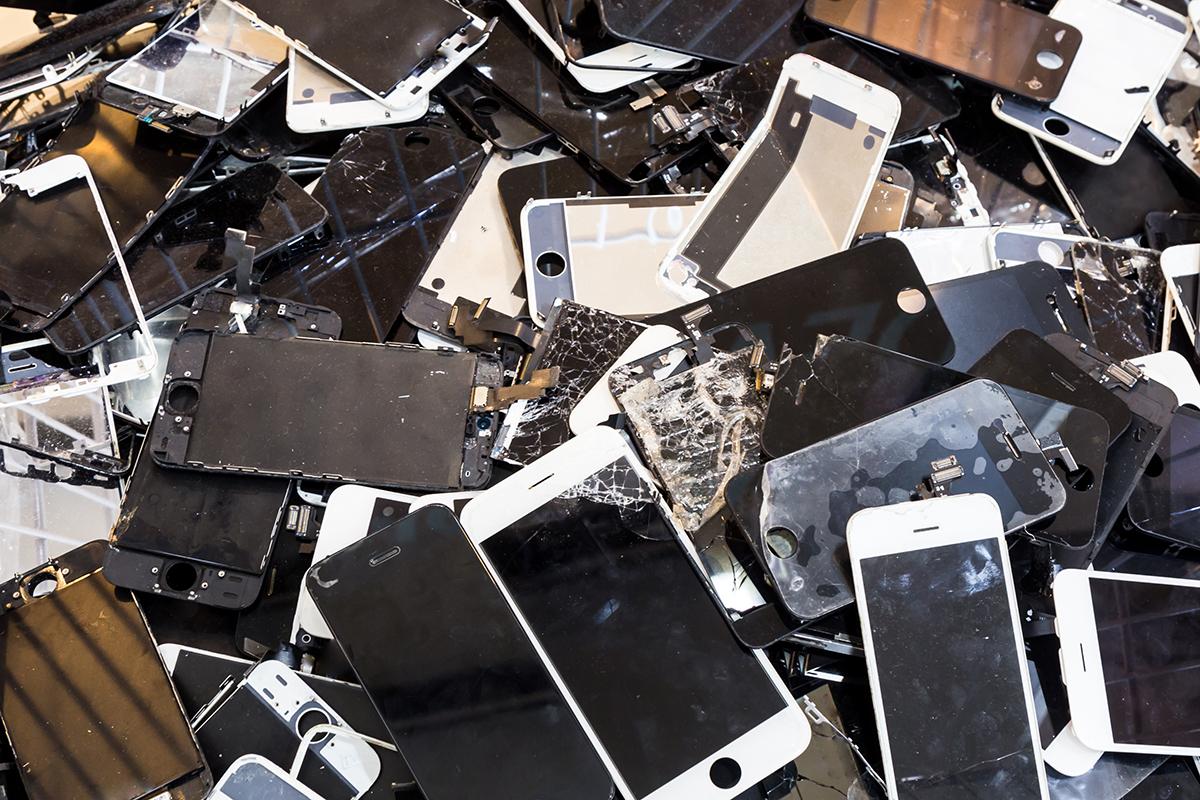 Smartphone – kẻ tội đồ phá hủy môi trường sống