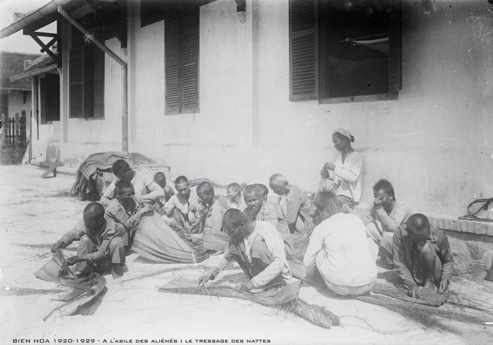Hình độc về nhà thương điên Biên Hòa thập niên 1920