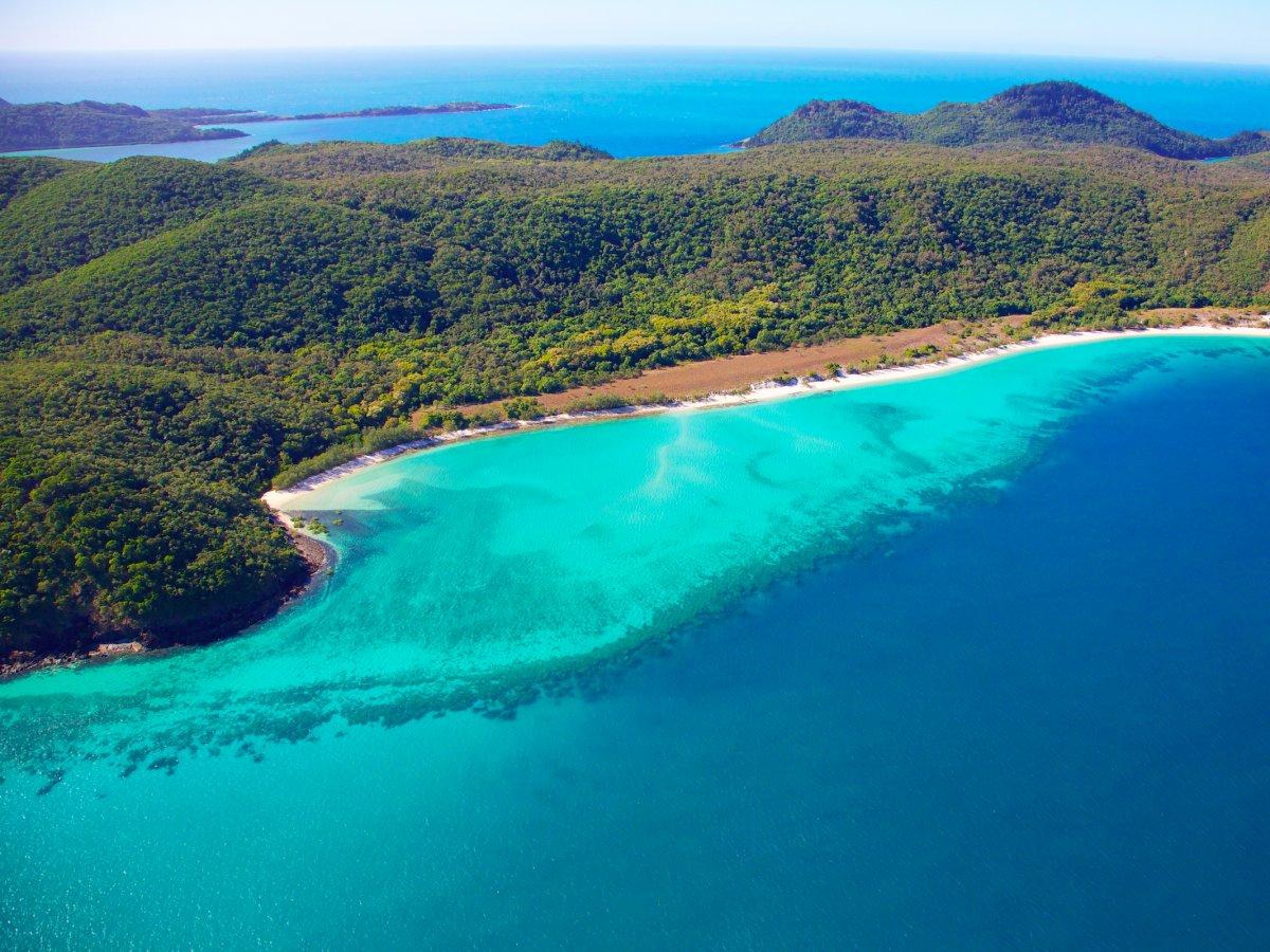 Chùm ảnh: Great Barrier – rạn san hô lớn nhất thế giới