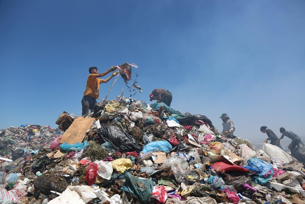 Bí mật bẩn thỉu về rác thải nhựa của Mỹ