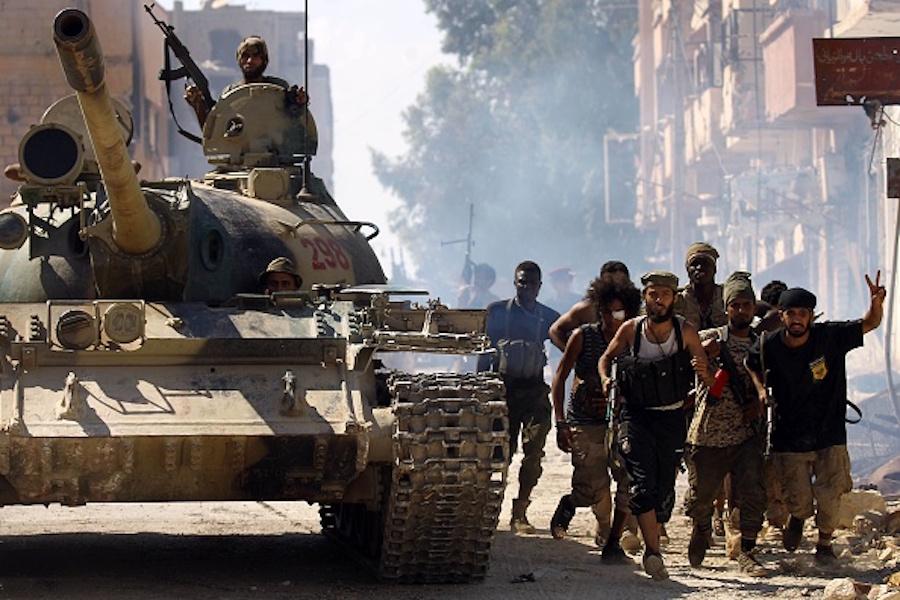 Cuộc 'khai sáng' của Mỹ và phương Tây: Cánh cổng đến địa ngục cho Libya
