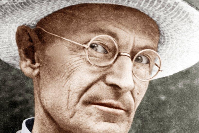 Nhà văn Hermann Hesse – dòng sông chảy mãi