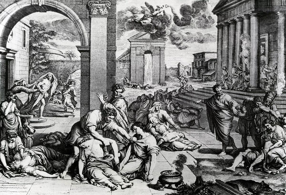 Cái chết Đen: Đại dịch kinh hoàng nhất trong lịch sử nhân loại