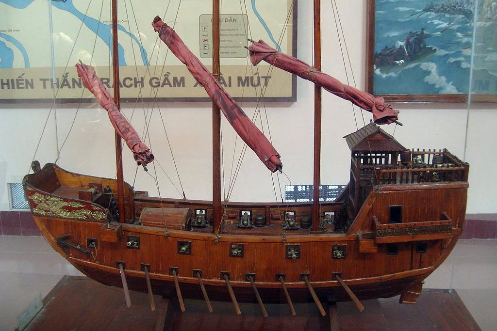 Vì sao phương Tây 'ngả mũ' thán phục chiến hạm thời Tây Sơn?