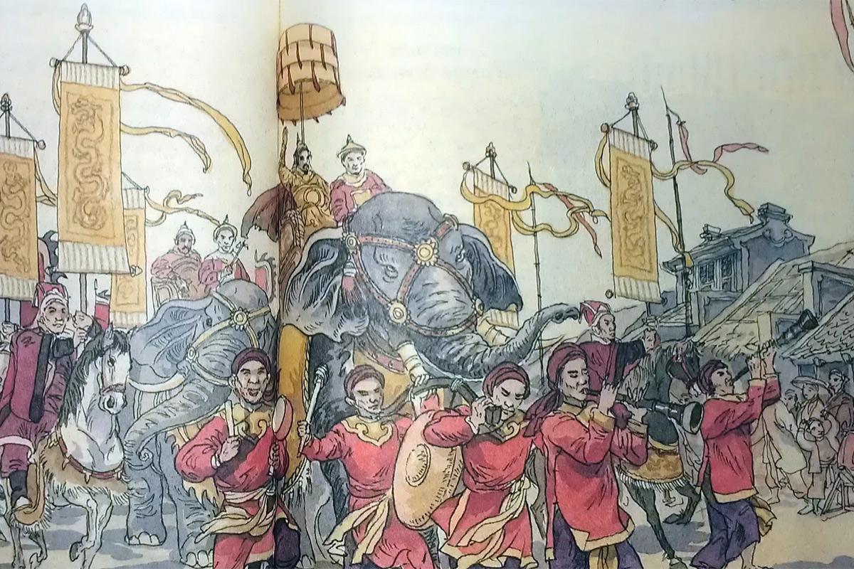 Biên niên sử cuộc chiến 25 năm giữa Nguyễn Ánh và Tây Sơn (1777 – 1802)