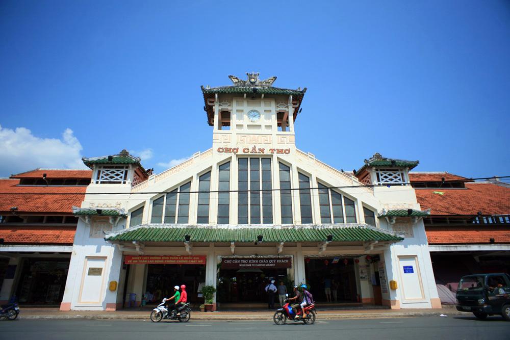Chùm ảnh: Chợ Cần Thơ – khu chợ cổ nổi tiếng đồng bằng sông Cửu Long
