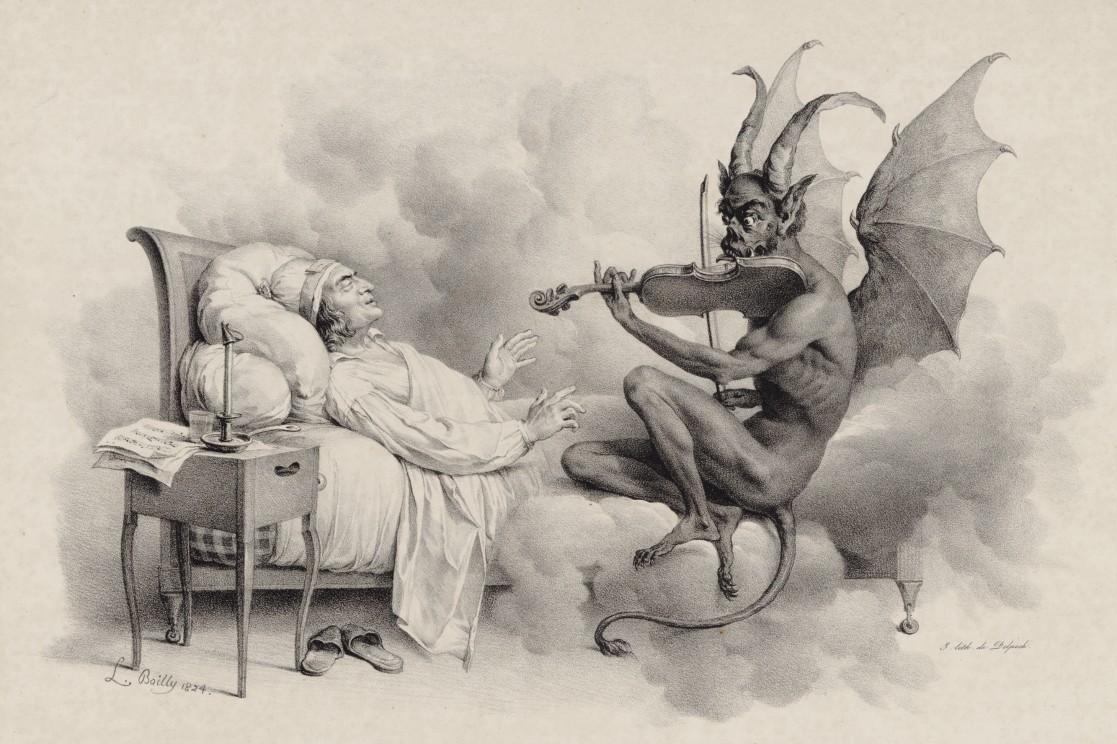 Giuseppe Tartini và bản Sonata Âm láy ma quỷ