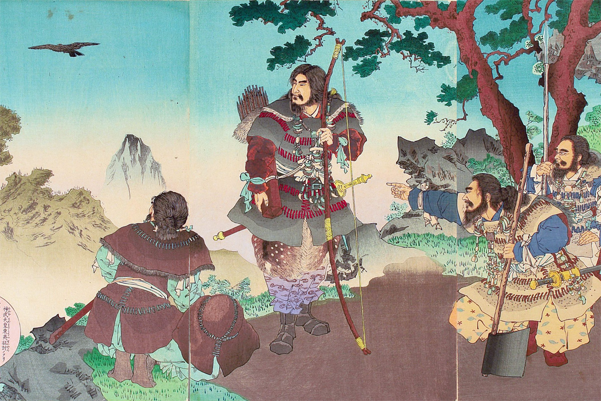 Sử gia Trung Quốc: Vị vua khai quốc của Nhật Bản là người Hoa