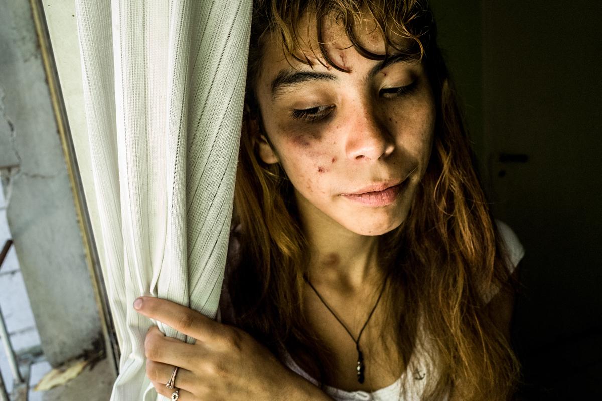 Chùm ảnh: Cuộc sống tăm tối ở khu ổ chuột của Buenos Aires