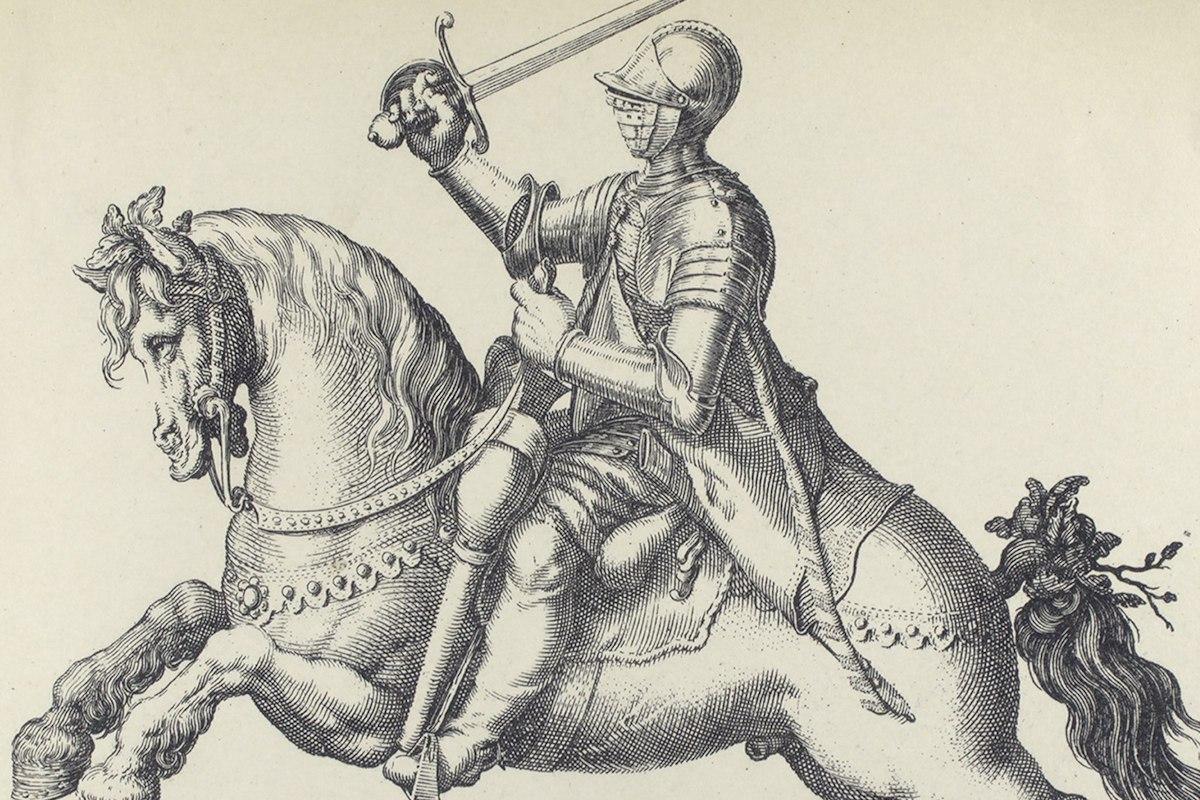 Tìm hiểu 'tinh thần mã thượng' của các hiệp sĩ Trung cổ Châu Âu