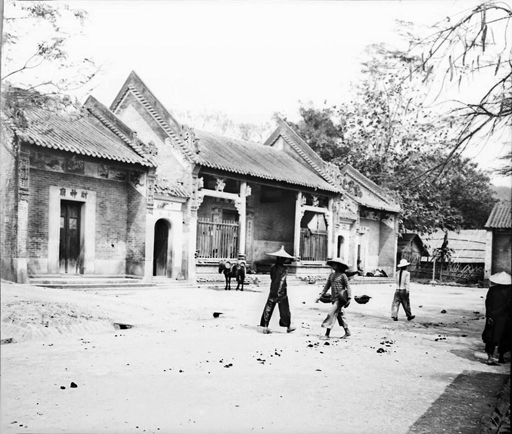 Lào Cai năm 1906 qua ảnh của Marthe Imbert