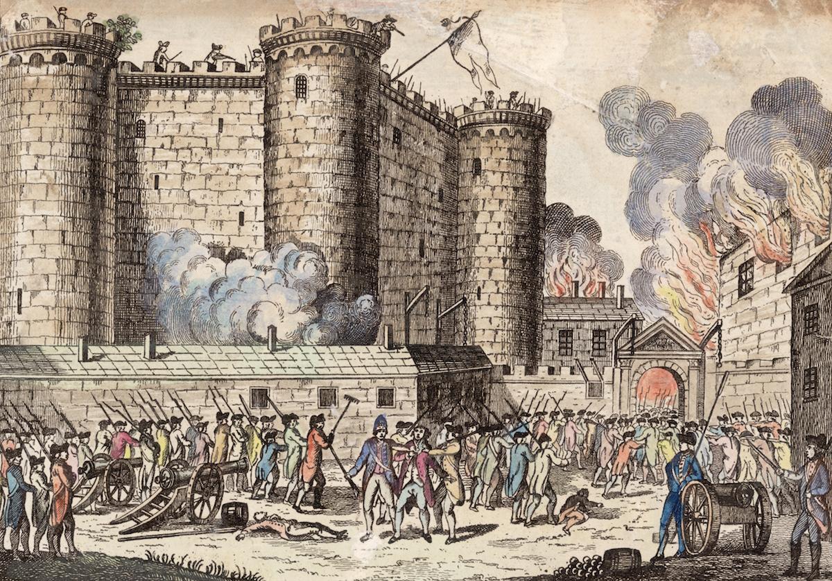 14/7/1789: Cuộc cướp ngục khởi nguồn cho ngày Quốc khánh Pháp