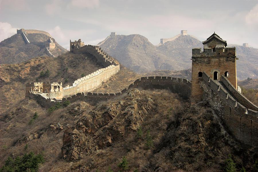 'Lời nguyền địa lý' và số phận dân tộc Trung Hoa