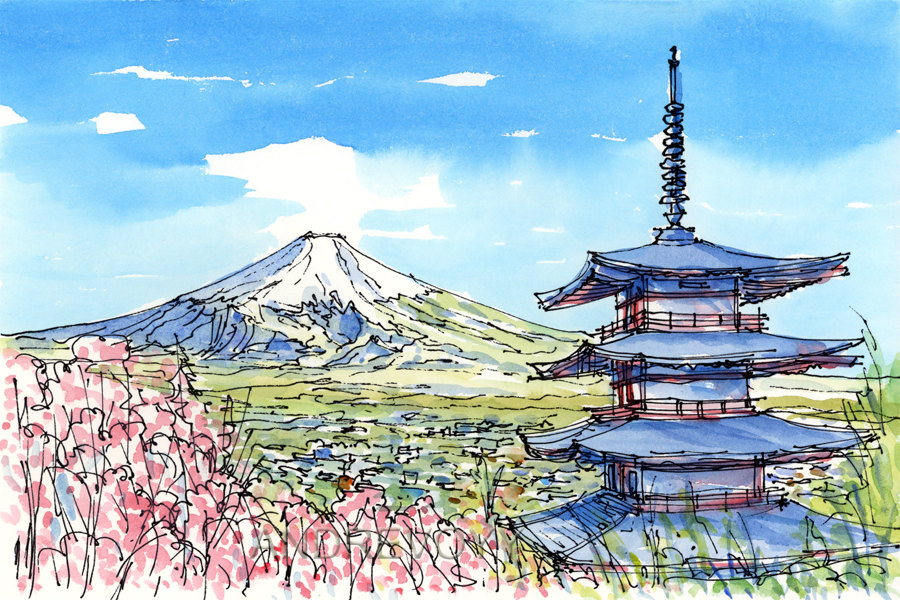 Aware – một phạm trù cơ bản của mỹ học Nhật Bản