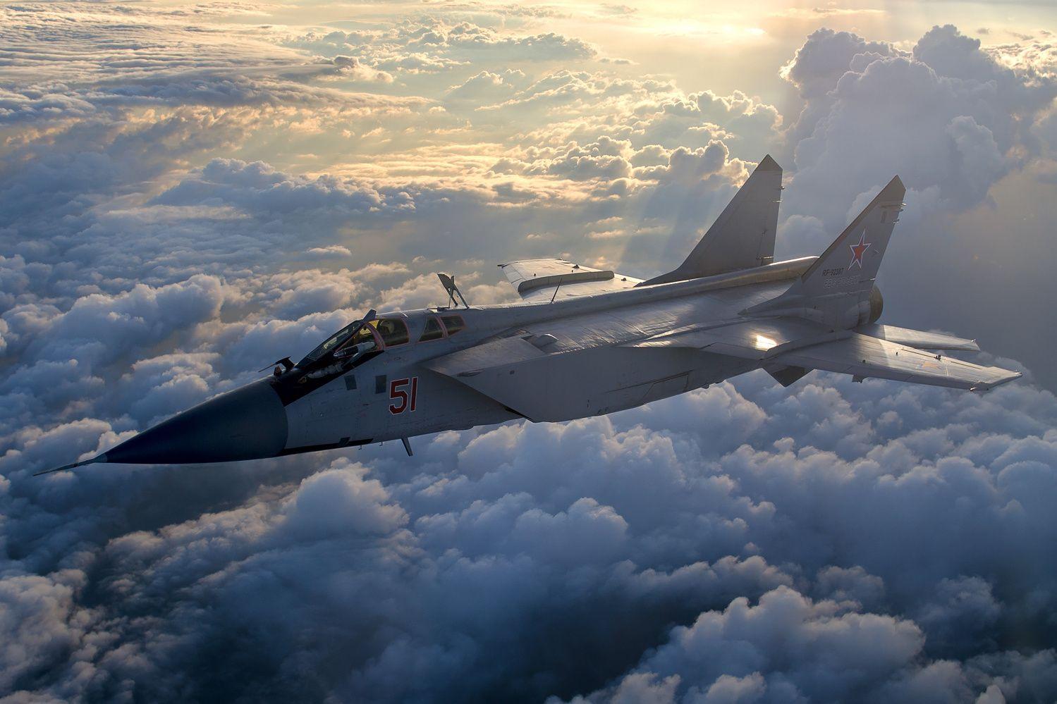 Vụ chiến đâu cơ MiG-25 của Liên Xô 'sỉ nhục' Israel năm 1973
