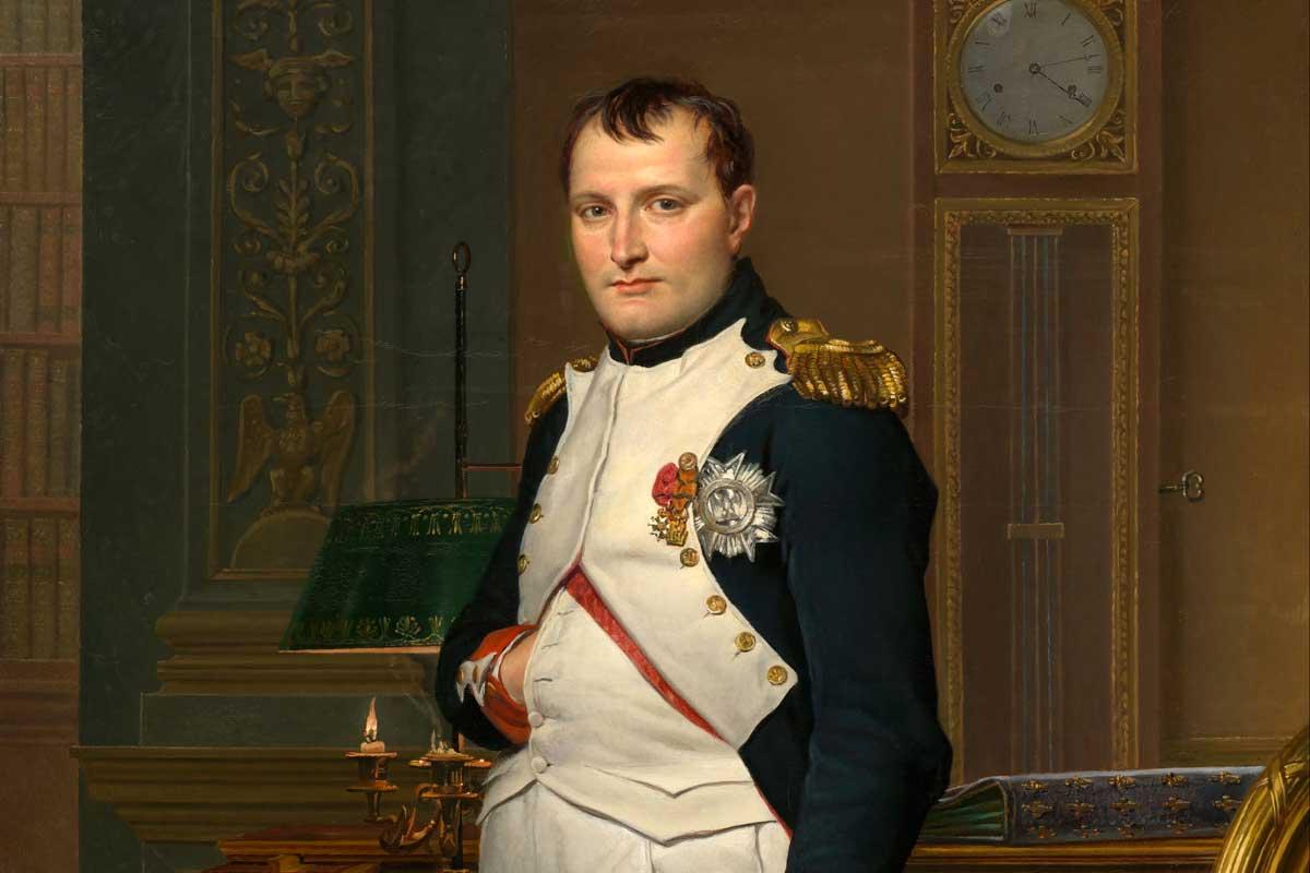 Napoléon Bonaparte: Chân dung người làm thay đổi lịch sử nước Pháp và thế giới